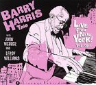Live from New York, Vol. 1 by Barry Harris (CD, 2006, Lineage) GOOD / FREE S