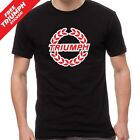 Triumph Motorcycles Sportbike 100% Cotton T-Shirt TRI-0014 $24.99 AUD on eBay