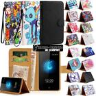 For Various Leagoo SmartPhones - Leather Wallet Stand Magnetic Flip Case Cover