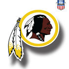 Washington Redskins NFL Football Color Logo Sports Decal Sticker - Free Shipping on eBay