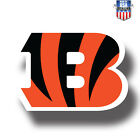 Cincinnati Bengals NFL Football Color Logo Sports Decal Sticker - Free Shipping on eBay