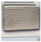 Внешний вид - FROST KINK QUILTED FABRIC WASHABLE INDOOR AIR CONDITIONER COVER AND  PLASTIC