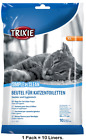 TRIXIE EXTRA LARGE KITTEN CAT LITTER TRAY LINERS 56 X 71 DEALS BUY MORE AND SAVE