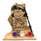 Peanuts Paint Your Own Wooden Standee Set - Halloween Craft Project  - Snoopy