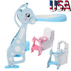 Kids Potty Training Seat with Step Stool Ladder for Child Toddler Toilet...