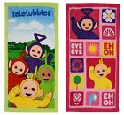 EXTRA LARGE - New Teletubbies Beach Bath Towels Girls Boys Children Kids Holiday
