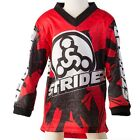Strider Toddler Race Bike Jersey - RED Sizes 2T 3T 4T
