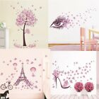Removable Butterfly Decals Vinyl Art Mural Wall Sticker Kids Girl Room Decor Us