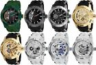Invicta Star Wars Edition 50mm Quartz Chrono/Auto - Choice of Color/Type $84.99 USD on eBay