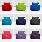 1 x Childrens Beanbag Big Kids BeanBag  Waterproof Chair filled. all colours