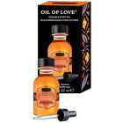 KAMA SUTRA massage oil of love lotion flavored kissable