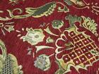 """2""""Thick-Round Box Shape Cover *Damask Chenille Chair Seat Cushion Case*Wk1"""