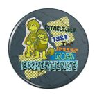 The Fraggle Rock Experience Est. 1983 Compact Pocket Purse Hand Makeup Mirror