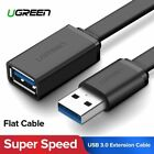 USB Extension Cable USB 3.0 Male to Female Data Sync Extender Cable