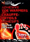 Little Hotties Adhesive Toe Foot Warmers 5+ Hours Pure Natural Heat Wholesale