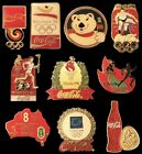 Coca Cola Olympic Pins ~ Pick a Pin ~ Choose One ~ Add to Cart ~ Coke $4.0  on eBay