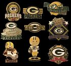 Green Bay Packers Lapel Pins ~ NFL ~ Pick a Pin ~ Add to Cart on eBay