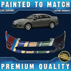 Painted To Match- Front Bumper Replacement 2010-2012 Ford Fusion S SE SEL H...