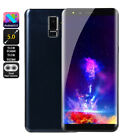 "Unlocked 5.7"" LTE Smartphone Dual Sim Android 6.0 Mobile Phone WIFI GPS 720P US"