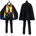 Solo: A Star Wars Story Lando Calrissian Cosplay Costume Shirt Uniform Suit Cape $98.1 USD on eBay