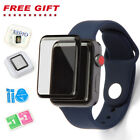 Series 1/2/3/4 Silicone Band Strap For Apple Watch iWatch Sports 38/42/40/44mm