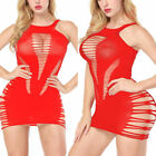 Sexy Lingerie Sleepwear Lace Women's G-string Dress Babydoll Nightwear Plus Size