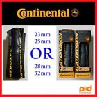 Kyпить NEW 1 OR 2 PACK Continental Gatorskin 700 x 23 25 28 32 Road Bike Folding Tires на еВаy.соm