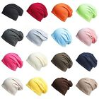 Unisex Women Mens Knitted Winter Warm Oversize Ski Slouch Hat Cap Baggy Beanies