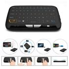 2.4G Wireless Mini Keyboard Remote Touchpad H18+ for Smart TV Android TV Box PC