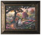 Thomas Kinkade 16x20 Framed Textured Prints (Choice of 10) фото