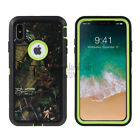 "For Apple iPhone XS Max iPhone XS / X Case ""Clip Fits Otterbox Defender Series"""