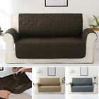 US Pet Sofa Couch Cover Chair Dog Kids Throw Mat Furniture Waterproof Protector