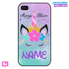 Unicorn PERSONALISED Phone Case for iPhone / Galaxy Gift Cover Fantasy Girls