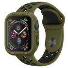 Genuine SPIGEN Rugged Armor Cover for Apple Watch Series 6 SE 5 4