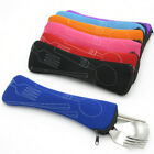 Portable Chopsticks Spoon Fork Cutlery Bag Pockets For Travel Camping Tableware