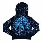 Victoria's Secret Pink Hoodie Bling Los Angeles Chargers Zip Up Sweatshirt New $49.97 USD on eBay