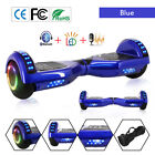 """6.5"""" 2 Flash Wheel Self Balance Electric Bluetooth Scooter For Black Friday LED"""