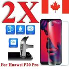 Premium Screen Protector Cover for Huawei P20 Pro (2 Pack)