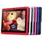 7 Inch Kids Android Tablet Pc Quad Core 4gb Wifi Children Gift Uk Stonk Lot Nm