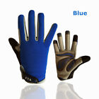 Kids Mountaion Bike Gloves 1 Pair Full Finger Touchscreen Grip Children 3 Colors