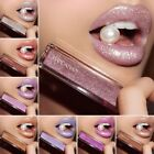 HANDAIYAN Glitter Matte Lipstick Waterproof Lip Gloss Ins Party Liquid Hot Color