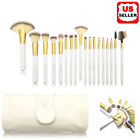 Внешний вид - 18Pcs Makeup Brush Set Kabuki Powder Foundation Eyeshadow Blush Cosmetic Brushes
