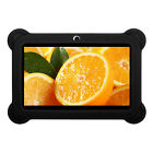 """2019 7"""" Quad Core Android 4.4Tablet Dual Camera Bundle Case for Kids Gift US"""