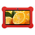 2018 7  Quad Core Android 4.4Tablet Dual Camera Bundle Case for Kids Gift US