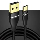 For Nokia X6 X5 7.1 6.1 8 7 1M/3FT USB Type C Fast Charging Sync Cable Data Cord