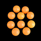 10pcs children Table Tennis Ball 40mm Diameter Ping Pong Balls kids Training YL