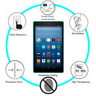 2Pcs For Amazon Kindle Fire HD 8 8th Gen 2018 Tempered Glass Screen Protector