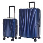 Extra Large XL Small Cabin Hard Plastic Trolley Hand Luggage Suitcase Bag Case