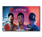 T-655 Art Poster Chance The Rapper Acid Rap Hot Silk 24x36 27x40IN for sale  China