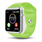 A1 Bluetooth Smart Watch Wrist Phone Waterproof GSM For Android Samsung IOS